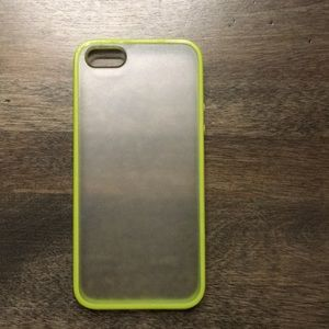 Accessories - iPhone 5 Green Frosted Case